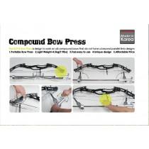 Kaya Compound Bowpress Professional ( portable )