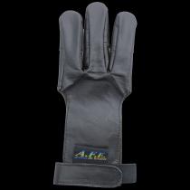 TLE Glove Fullfinger leather dunkelbraun S/M/L LG2
