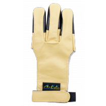 TLE Glove Fullfinger leather hellbraun M/L/XL LG3