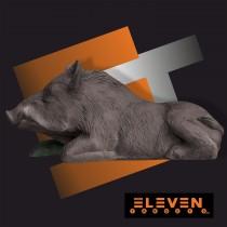 Eleven Bedded Boar E47 3D Target