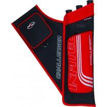 Infitec Challenger Quiver grey,bl,red RH/LH