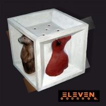 Eleven Hyper 3D Cube 3D Target