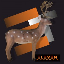 Eleven Follow Deer E30 with Insert 3D Target