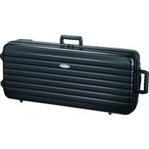 Infitec ABS Bowcase black,blue,grey