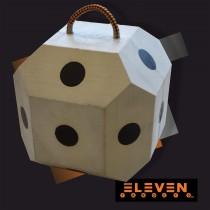 Eleven Target Multi Target 40x40x40cm mit Griff