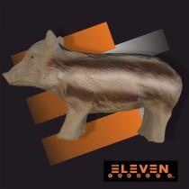 Eleven Small Piggie E27 3D Target